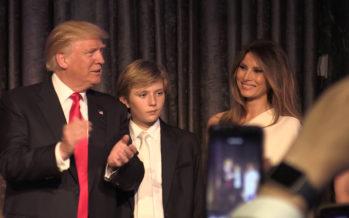 Helena-Reet Ennet kuuluu Donald Trumpin tukijoukkoihin
