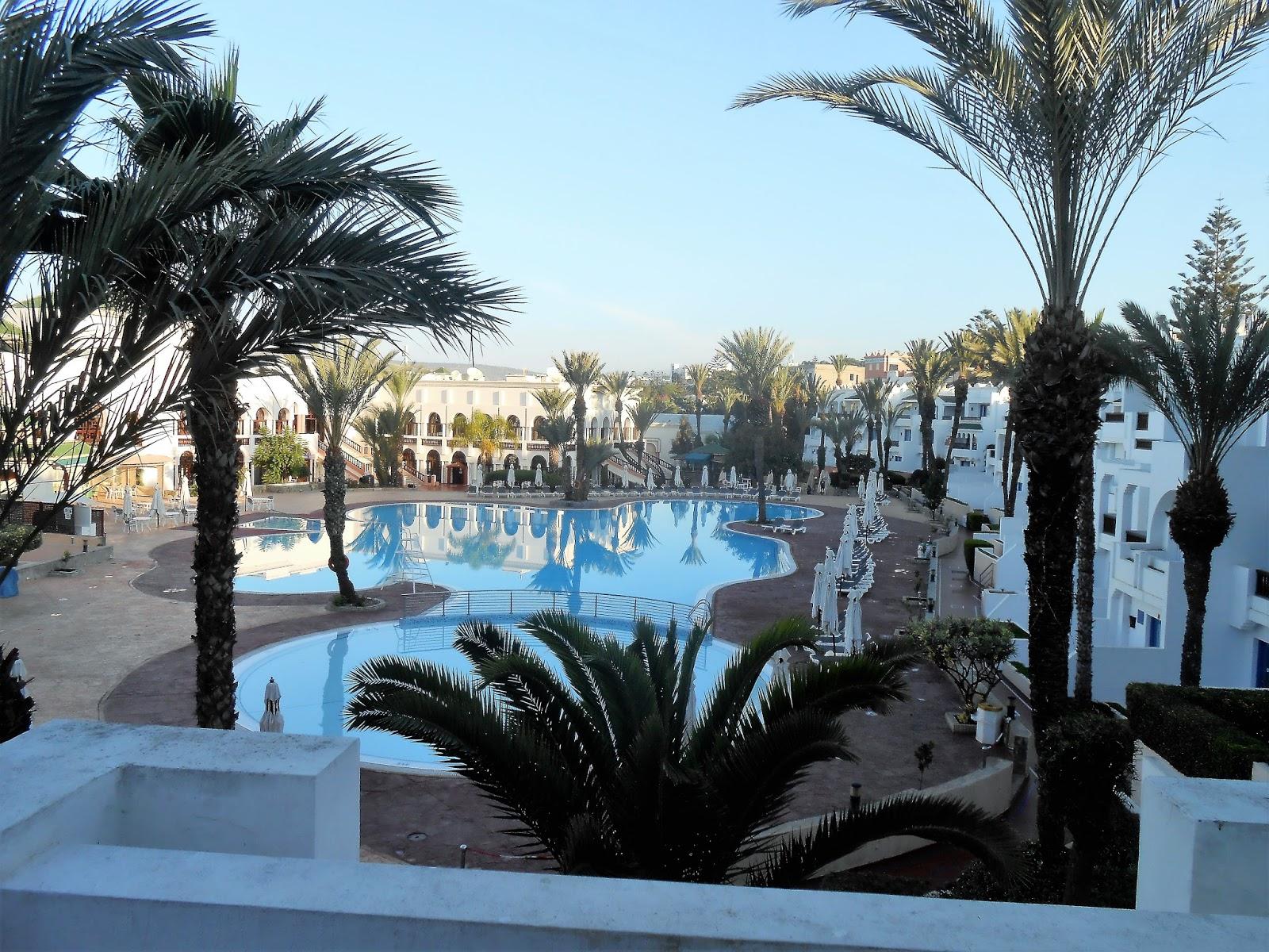 hotell atlantic palace agadir photo tuija järvinen