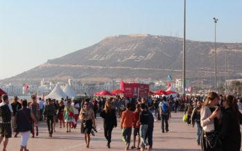 Marokon matka: Agadirin Kasbah-linnoituksen rauniot, rantapromenadi ja Pure Passion -ravintola + MATKAN KUVAT!