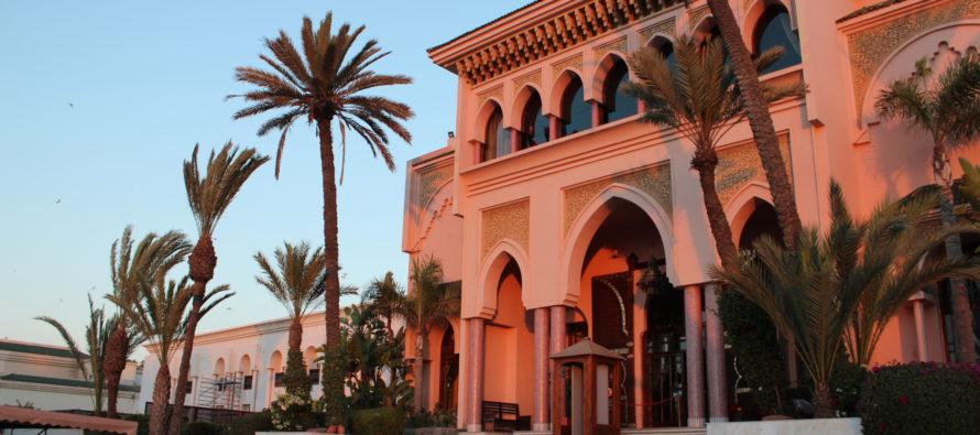 Marokon matka: (Tallinna-Kööpenhamina-Agadir) + Atlantic Palace Agadir Golf Thalasso & Casino Resort + MATKAN KUVAT!