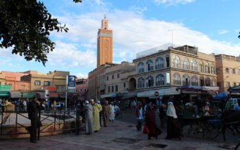 Marokon matka: Taroudantin kaupunki ja Palais Salam -ravintola kaupunginmuurissa + MATKAN KUVAT!
