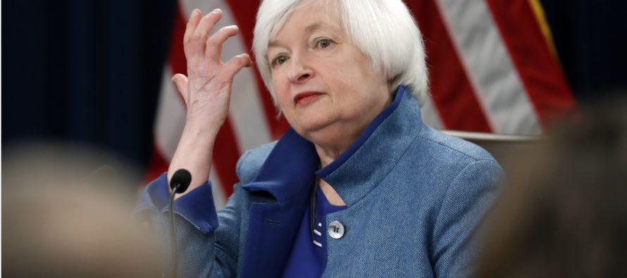 USA keskuspankin pääjohtaja Janet Yellen: Amerikan työmarkkinat ovat viimeisten 10 vuoden vahvimmat
