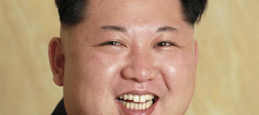 Saiko Pohjois-Korea seuraavan diktaattorinsa? Kimin huhutaan saaneen pojan