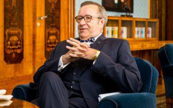 Viron entinen presidentti Toomas Hendrik Ilves muuttaa Virosta Amerikkaan