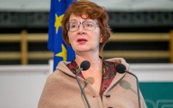 Euroopan parlamentin jäsen, Viron keskustapuoluelainen Yana Toom matkusti Syyriaan