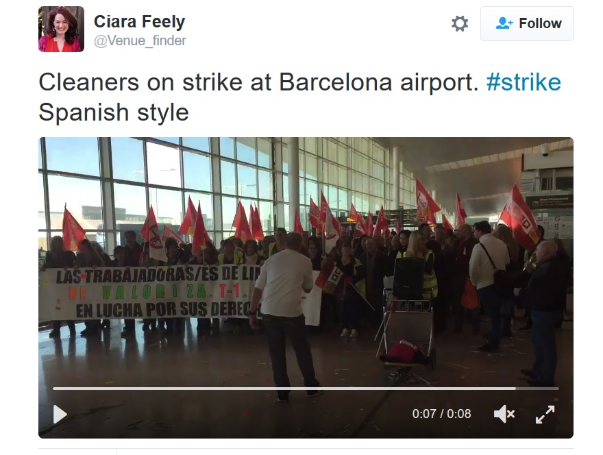 espanja-airport-streik