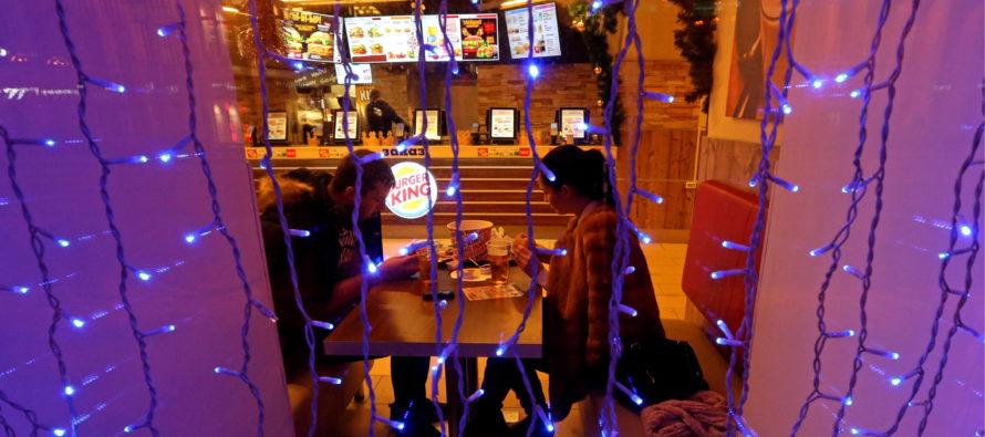 Tallinkin uudessa pikalaivassa Megastar avataan Burger Kingin ravintola