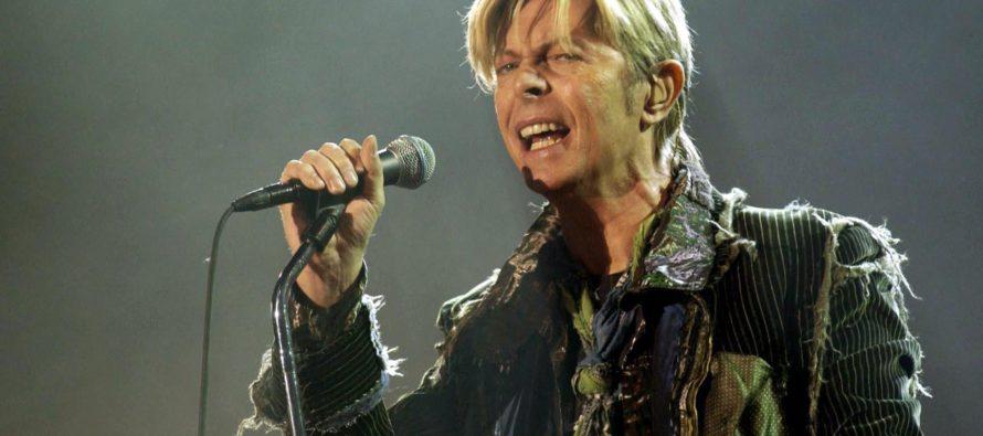 David Bowien 70. syntymävuosipäivänä ilmestyi EP artistin viimeisistä äänityksistä