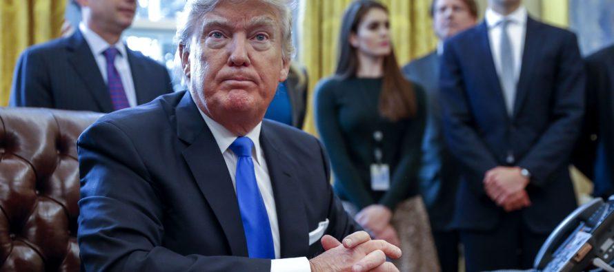 Donald Trump lupasi vähentää yritysten veroja