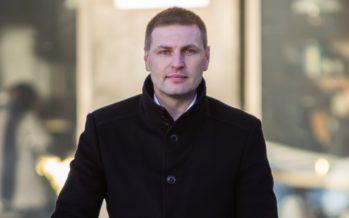 Viron reformipuolue valitsi uudeksi johtajakseen Hanno Pevkurin + Pevkurin viesti puoluetovereilleen