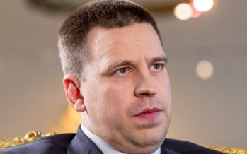 Viron pääministeri Jüri Ratas: Ystävälliset suhteet diktaattoriin ja Syyrian nykyiseen johtajaan eivät ole kenellekään kunniaksi