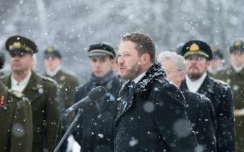 Margus Tsahkna: Ensimmäiset NATOn osastot saapuvat Viroon maaliskuussa
