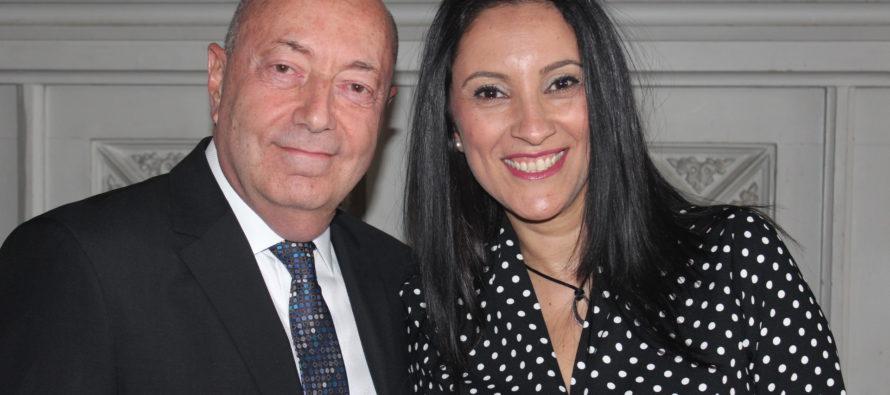 ISO GALLERIA: Suurlähettiläs Dov Segev-Steinberg järjesti Israelin 69-vuotispäivän kunniaksi Suomessa juhlallisen vastaanoton