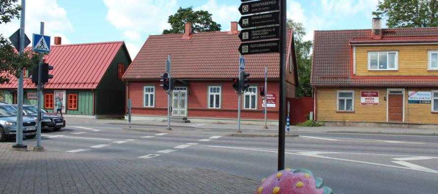 Helena-Reet: Loma (vol 1) – matka Viljandiin!