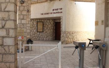 Helena-Reet: Israelin matkablogi – Qumranin luolasto ja Kuollutmeri + MATKAKUVAT!