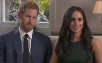 KATSO omin silmin! Prinssi Harry ja Meghan Markle antoivat erikoishaastattelun BBC:lle