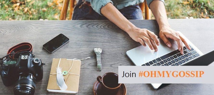 Haluatko mukaan OHMYGOSSIP.FIin blogilistaukseen? Liitä blogisi sivuillemme!