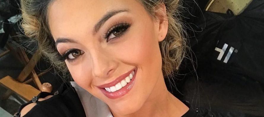 Huh, mikä hottis! 5 SEKSIKÄSTÄ Instagram-kuvaa uunituoreesta Miss Universumista