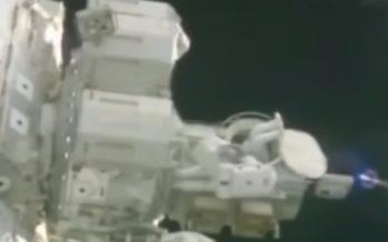 Todiste maapallon ulkopuolisesta elämästä? Venäläinen astronautti kertoi huimasta löydöstä ISS-avaruusaseman ulkopuolelta