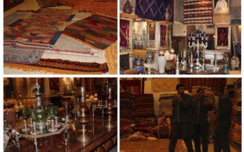 """Helena-Reet: """"Chateau Des Souks"""" Marrakechissa – Käsin solmitut marokkolaiset luksusmatot! GALLERIA!"""