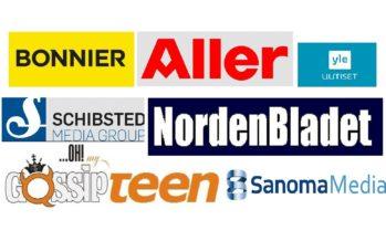 Helena-Reet: Skandinavian mediakonsernien TOP10 – Bonnier, Sanoma, MTG, Schibsted, Egmont, Aller, YLE, Otava, Alma, NordenBladet