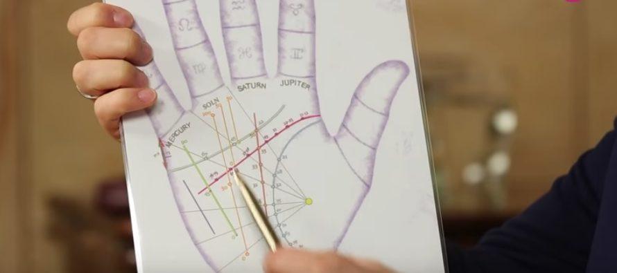 Kädestä ennustaminen — taito lukea käden viivoja. Mitä kätesi viivat kertovat?
