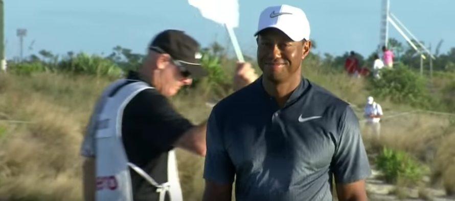 Tiger Woods teki paluun rytinällä – nousi rankingissa yli 500 sijaa ja päihitti maailman parhaan!