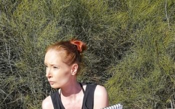 Iina Koppinen: Elämyksiä erämaassa, ensivaikutelmien luomisesta, ja ostoshullaannuksiani