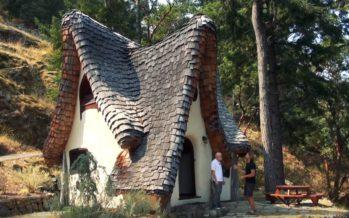 Erikoisia ja ainutlaatuisia koteja maailmalla (Vol1): Mystinen koti Vancouverin saarella Brittiläisessä Kolumbiassa + VALOKUVAT & VIDEO!
