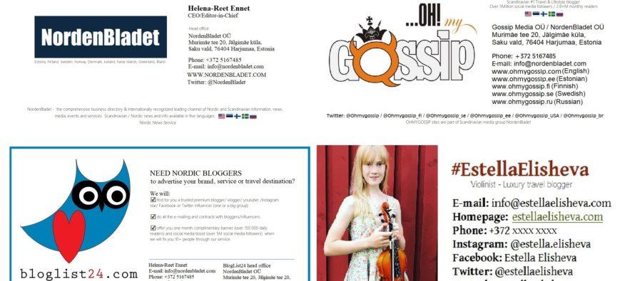 Helena-Reet: Valmistautuminen Suomen Matkamessuille 2018!
