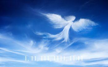 VIESTI ENKELEILTÄ: Mitä numeroiden 1, 11, 111 ja 1111 näkeminen merkitsee? LUE, millaisen viestin enkeli haluaa jättää sinulle numeromagian avulla!