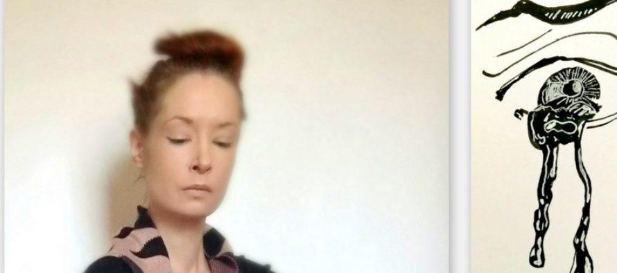 Iina Koppinen:  Taiteesta kirjoittaminen ja kommunikaation ainutlaatuisuus