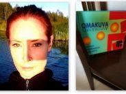 Iina Koppinen:  Sanoja kuvitellen – ja vinkkejä teosten ripustamiseksi kotiin