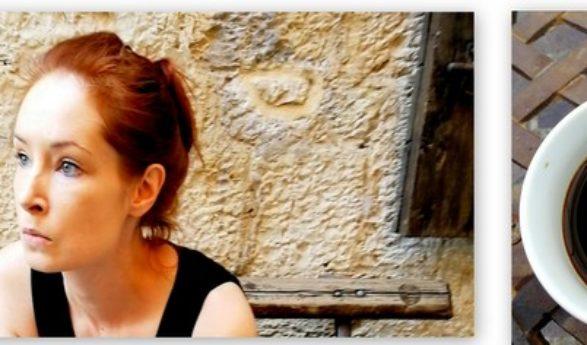 Iina Koppinen: Italian Umbriassa – visuaalisesti ilmaistuna ja sanoin tämä iisi, rento meno täällä