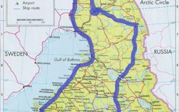 Helena-Reet: Suunnittelen lasten kanssa suurta automatkaa Suomessa – 3500 km Helsingistä Pohjois-Suomeen, pitkin Ruotsin rajaa Norjan rajalle ja sisämaan kautta takaisin