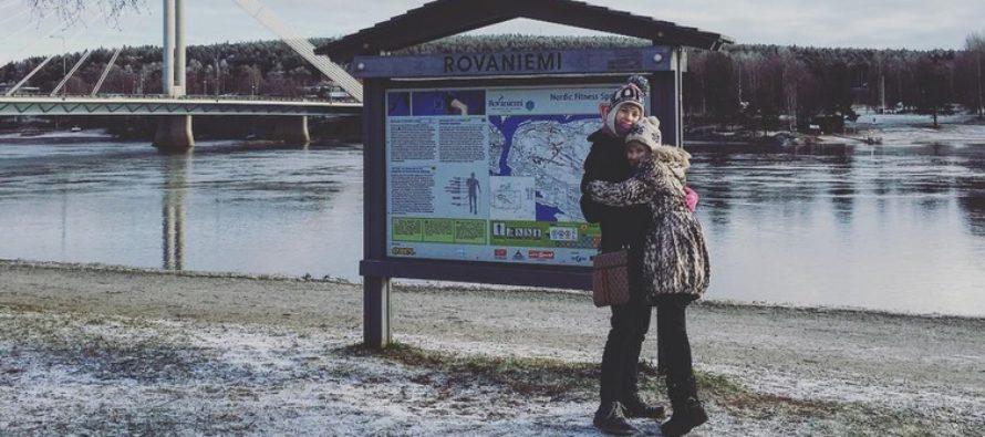 Helena-Reet: Lasten kanssa autolla Suomen ympäri (VOL7 – Kittilästä Rovaniemelle, Santa Claus Holiday Village yms.) + MATKAKUVAT!