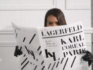 Syntymässä on L'Oréal Paris ja Karl Lagerfeldin kauneuskokoelma