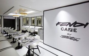 KATSO KUVIA! Fendi Caffe -pop up -kahvila Lontoon Harrodsin tavaratalossa