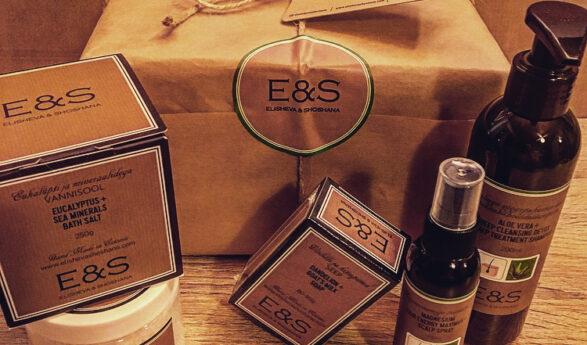 HYVÄ LAHJAN IDEA! Elisheva & Shoshanan tämän vuoden ylellinen 57,70 euron arvoinen lahjapakkaus on jo myynnissä ja ElishevaShoshana.com -verkkokaupassa yli 30 % edullisemmin!