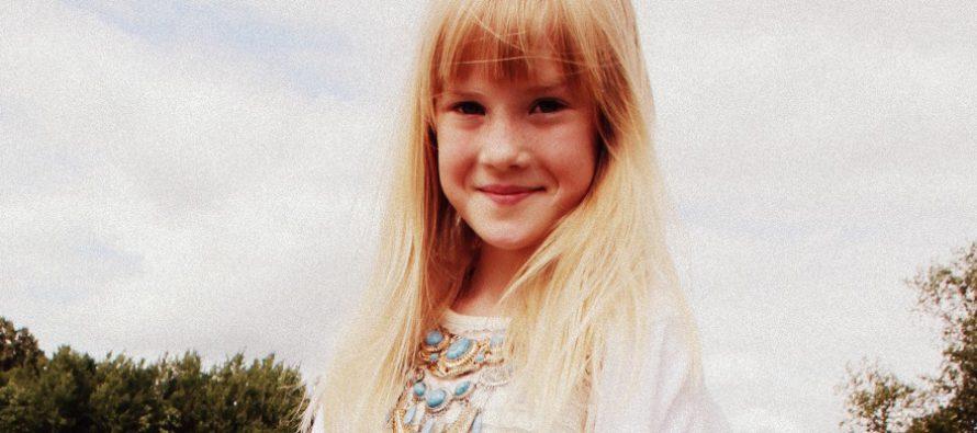 9-vuotias Estella Elisheva palkittiin parhaana näyttelijänä!