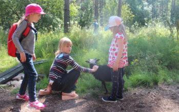 Metropoli: Helena-Reet Ennet rakastaa perhelomailua Suomessa
