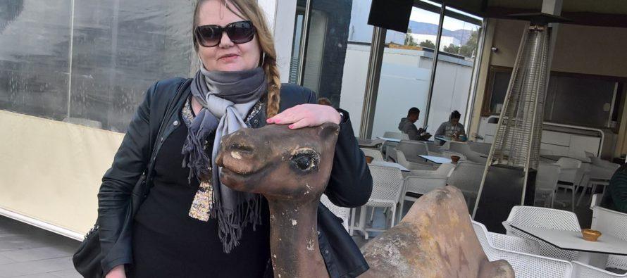 Tuija Järvinen: Kolmas eli viimeinen matkapäiväni Marokossa