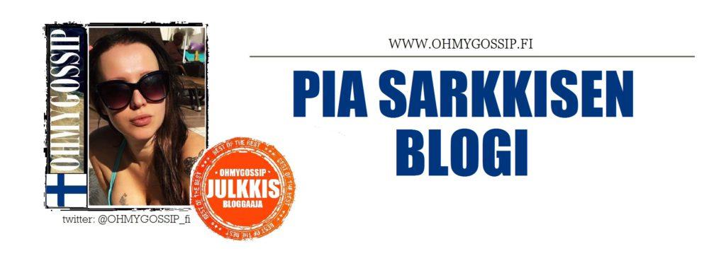 Pia Sarkkisen Blogi