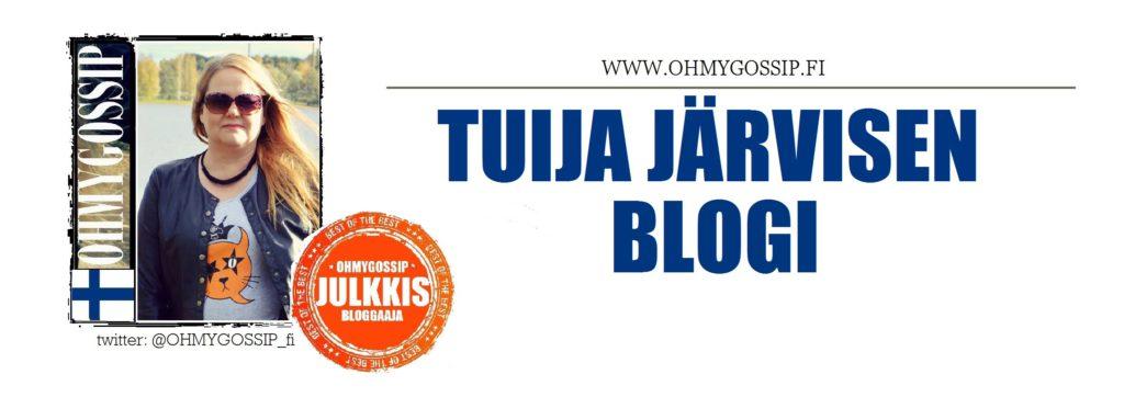 Tuija Järvisen Blogi