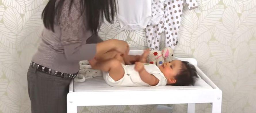 KAUHEA VIRHE, JONKA monet äidit vauvaansa nukuttaessaan tekevät!