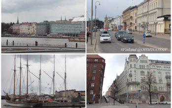 Helsinki: Kruununhaka, Pohjoissatama ympäristössä + KUVAT!