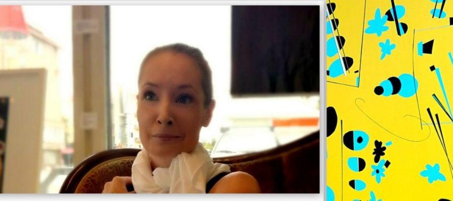Iina Koppinen: Galleria Patinan avajaiset – teosten sijoittelu ja mukana uusia tuttavuuksia visuaaliselta alalta