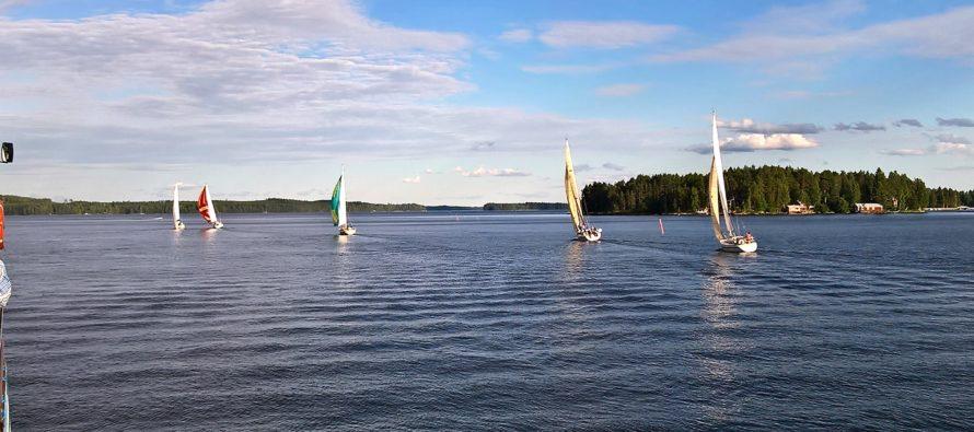 Tuija Järvinen: Kesästä nauttimista!
